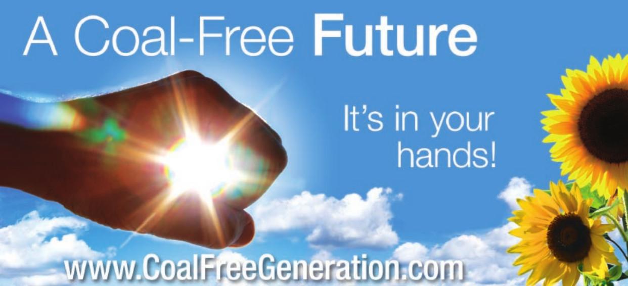 A Coal-Free Future